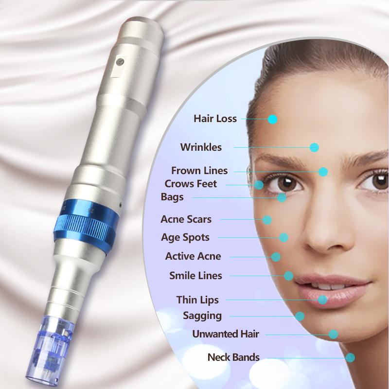 Microneedling Pen For Skin Care